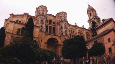La Manquita Cathedral. Gothic Period (16th Century)