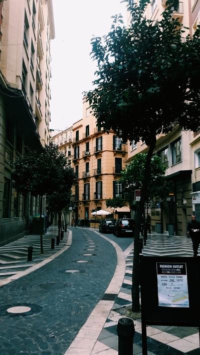 Entering Calle Lairos