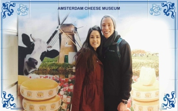Cheese Museum a.k.a FREE CHEESSE